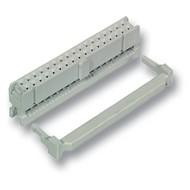 Pfostenverbinder 10pol. grau RM 2,54, EWP 5461