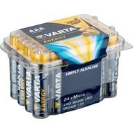 Varta 24 x Varta LR03/AAA (Micro) (4103)