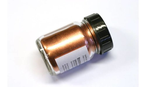 Bronze powder copper