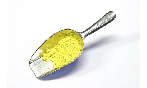 Chalk yellow lemon