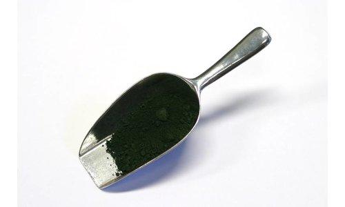 Rijtuig groen