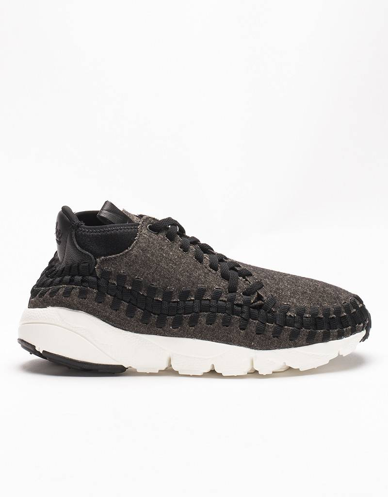 Nike Air Footscape Woven Chukka Black/Ivory