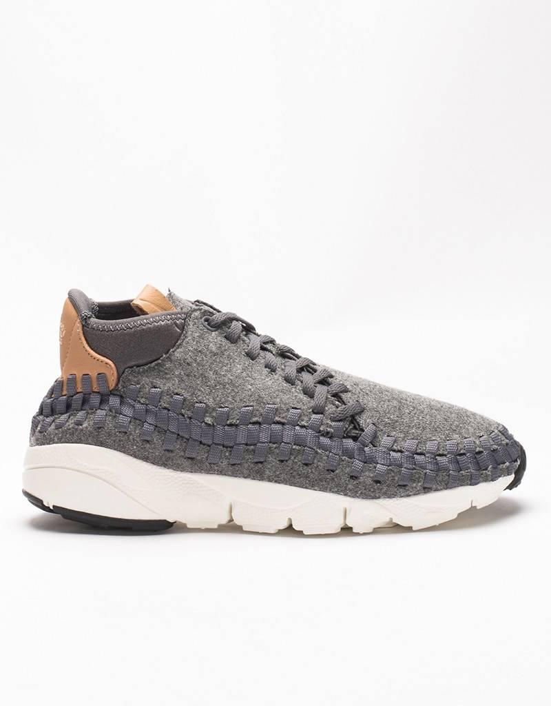 Nike Air Footscape Woven Chukka Grey/Vachetta