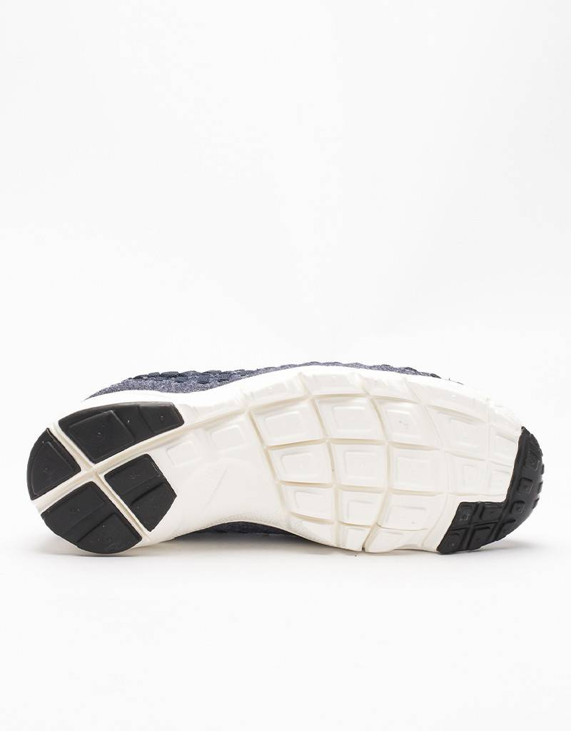 Nike Air Footscape Woven Obsidian/Black Sail