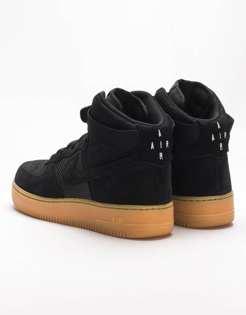 Nike Air Force 1 High '07 LV8 black/gum