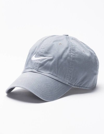 Nike New Swoosh Heritage 86 Cap cool grey/white