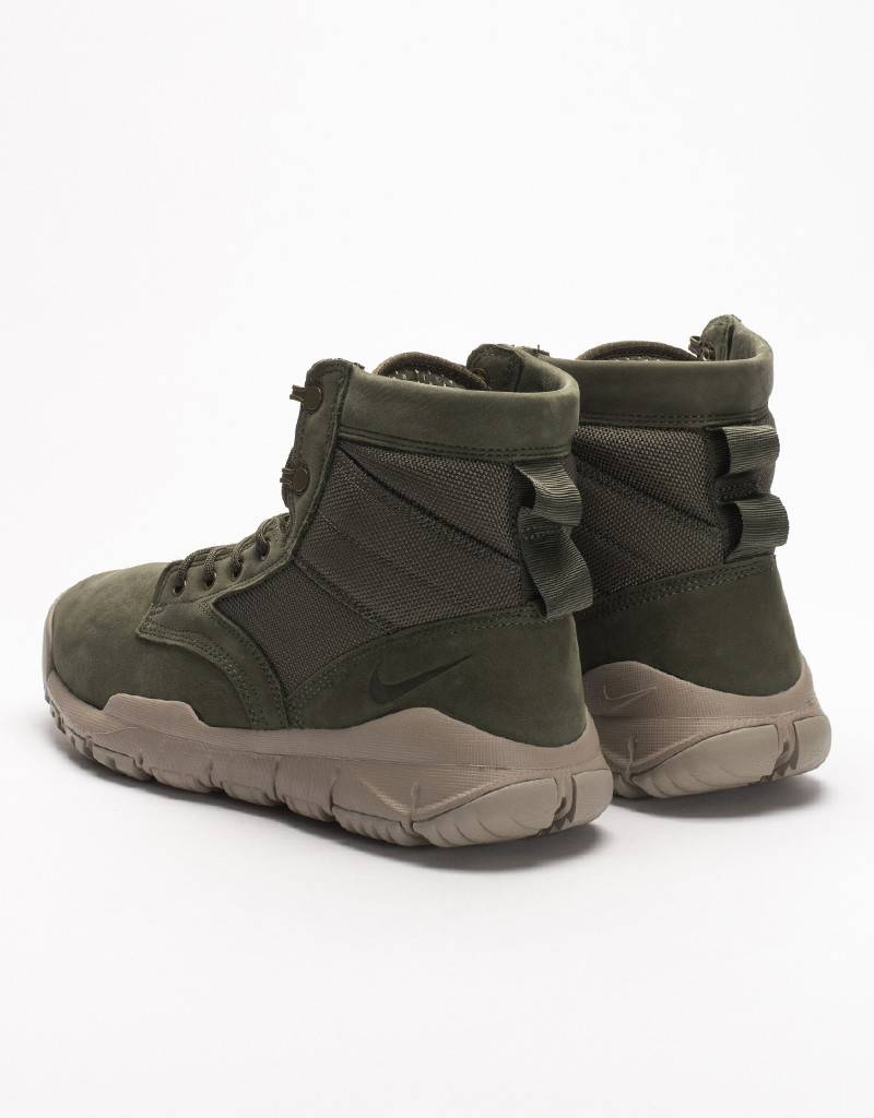 "Nike SFB 6"" NSW Leather Boot Khaki"