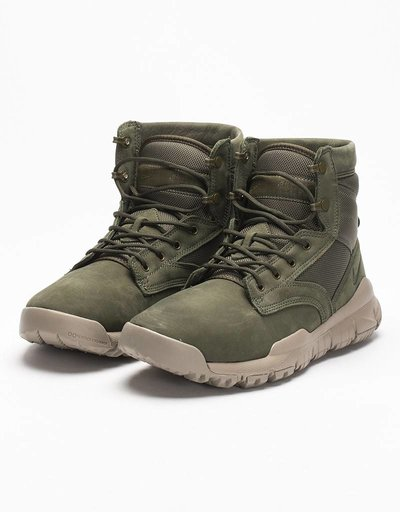 "Nike SFB 6"" NSW Leather Boot Khaki"