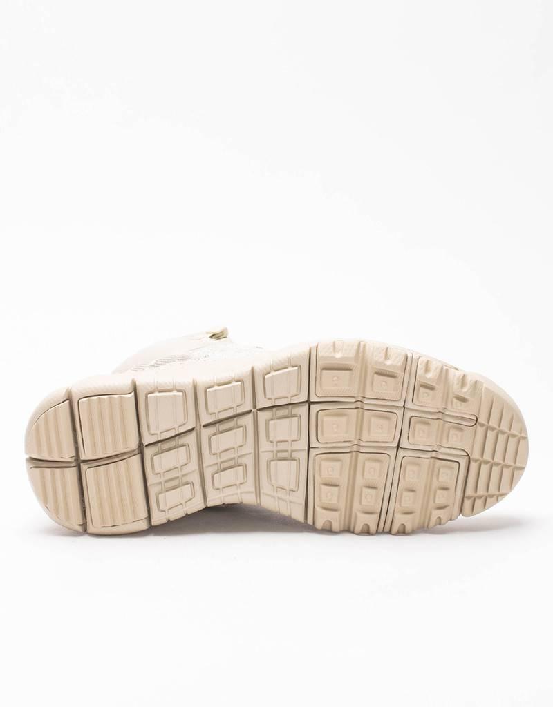 Nike Womens Lupinek Flyknit string/light bone