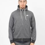 Nike Zip Legacy Hoodie Charcoal/Black