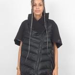 Nike Womens NSW Tech Fleece Aeroloft Cape black