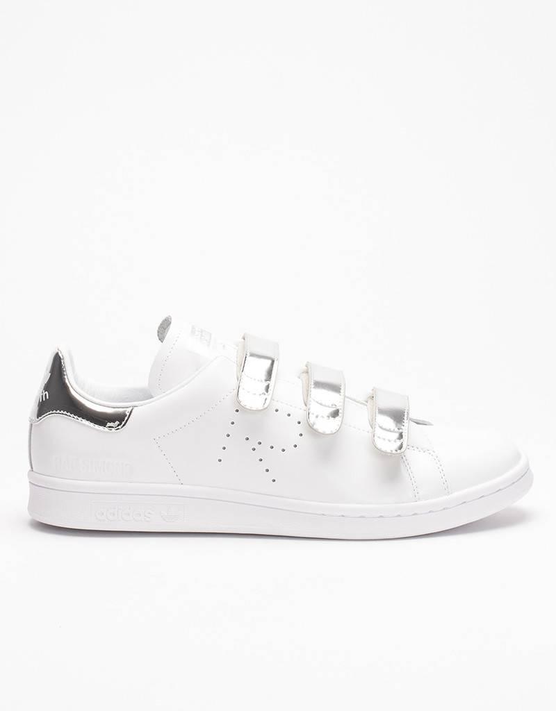 adidas x Raf Simons Stan Smith Comfort white/silver