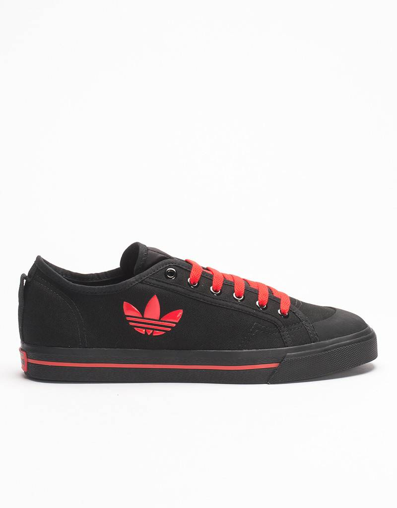 adidas x Raf Simons Matrix Spirit Low black/red