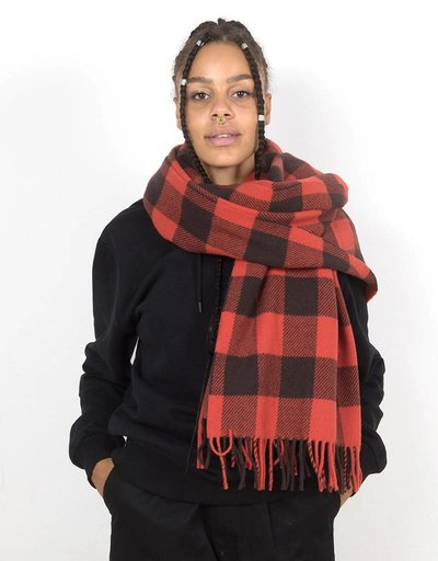 Etudes Perspective Scarf Industry Red