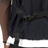 Olaf Hussein Vest Ripstop Fishing black