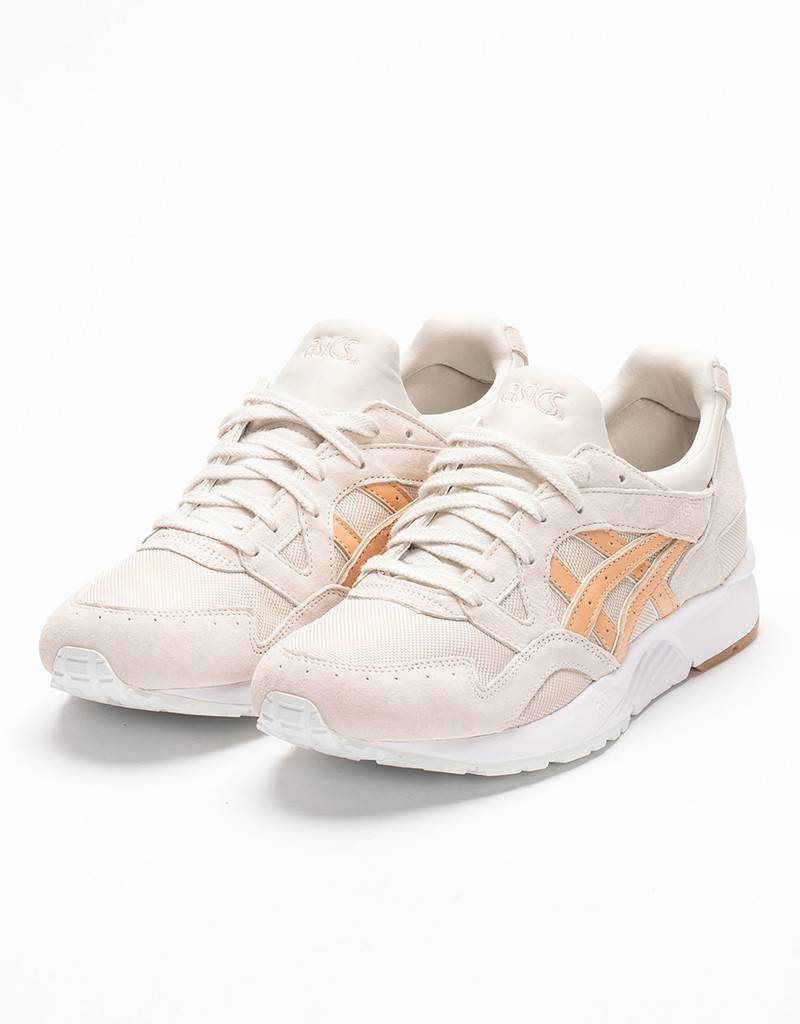 asics gel lyte v beige orange
