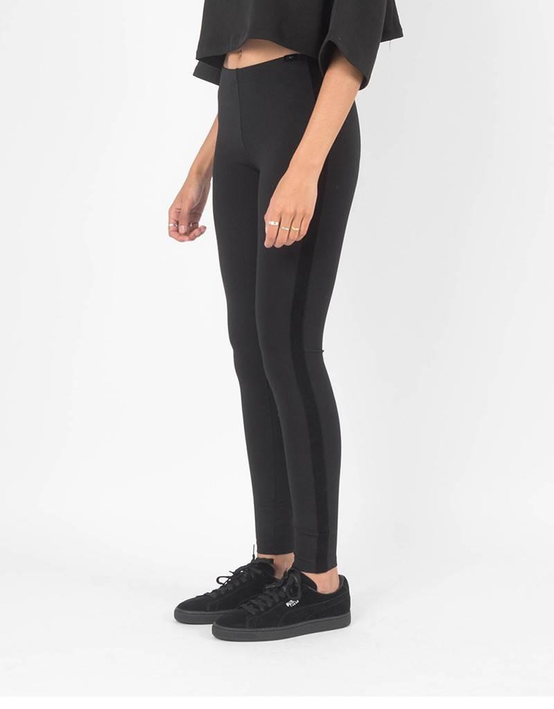 Puma Fenty Velvet Taping Legging Black
