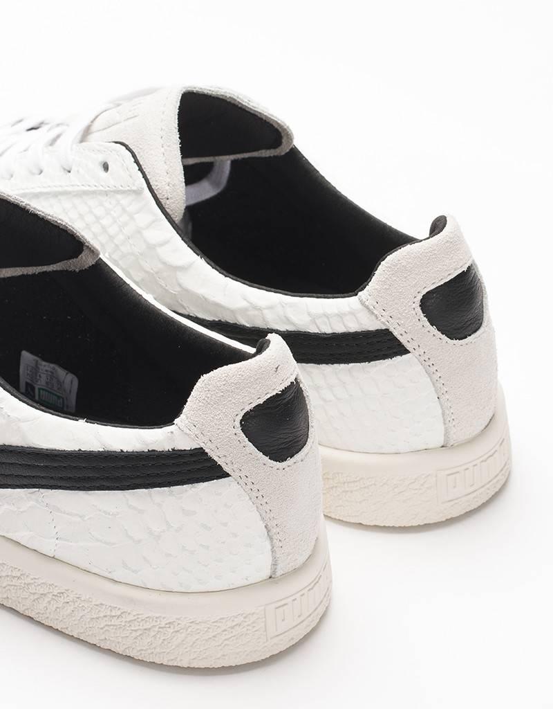 Puma Clyde MII White/Black Star White