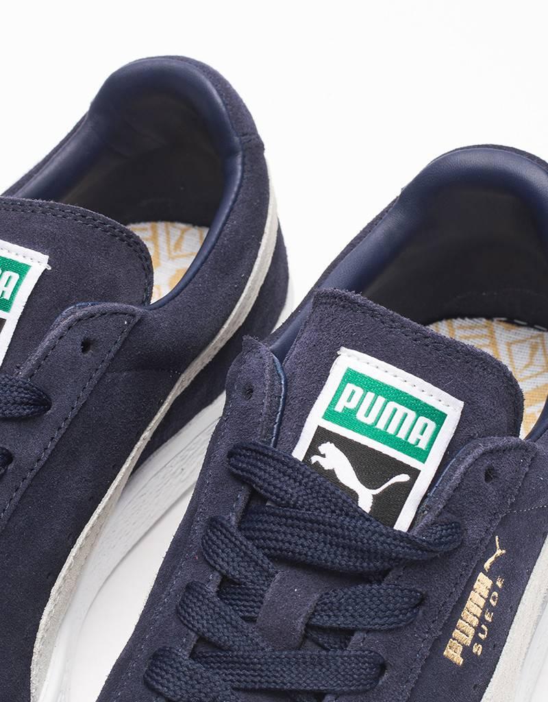 Puma Suede Classic Peacoat/White