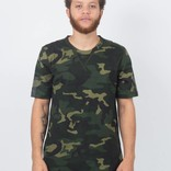 adidas Day One Camo T-shirt parka green