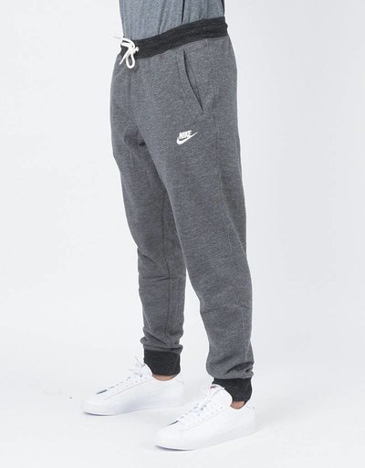 Nike NSW Legacy Jogger Pants FT charcoal funnel sail