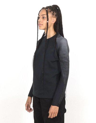 Nike Womens NSW Tech Fleece MX Jacket black
