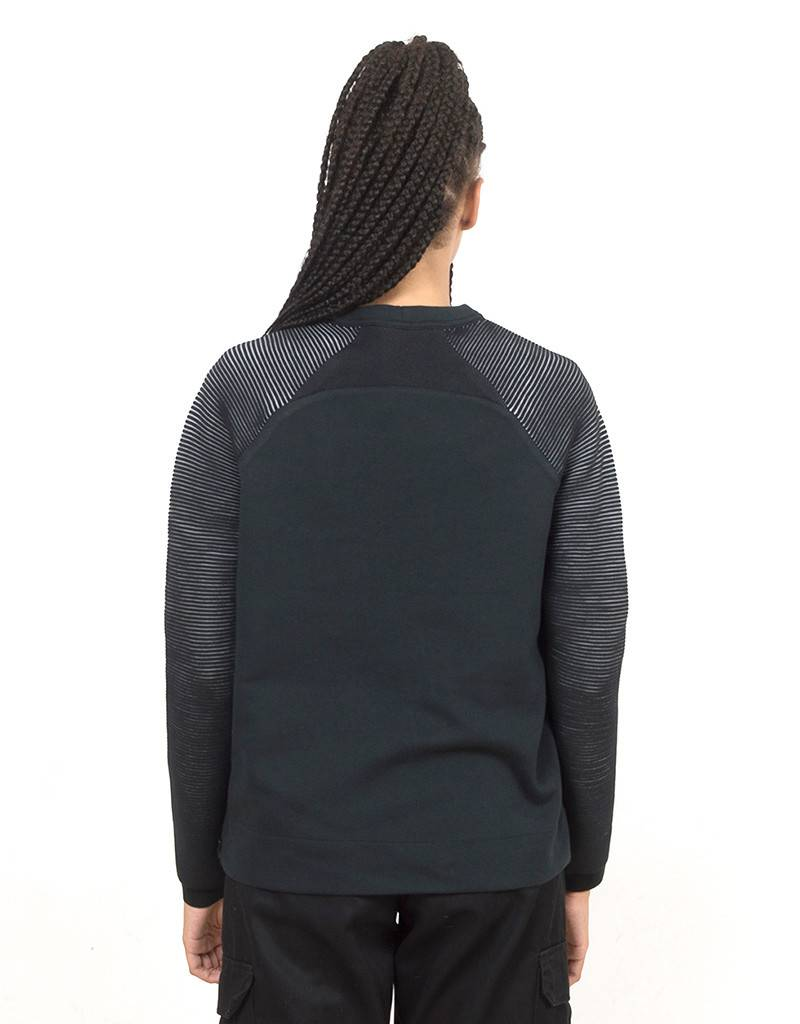 Nike Womens NSW Tech Fleece MX Jacket black