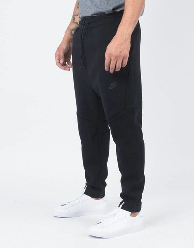 Nike Tech Fleece FLC Cropped Pants black/black