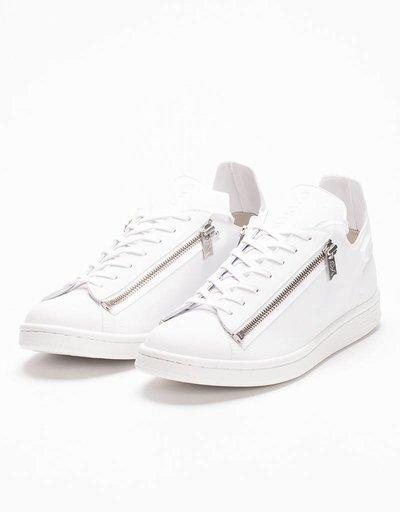adidas Y-3 Stan Zip white