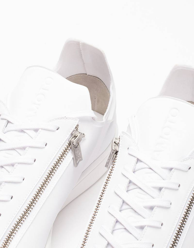 adidas Y-3 Stan Zip white