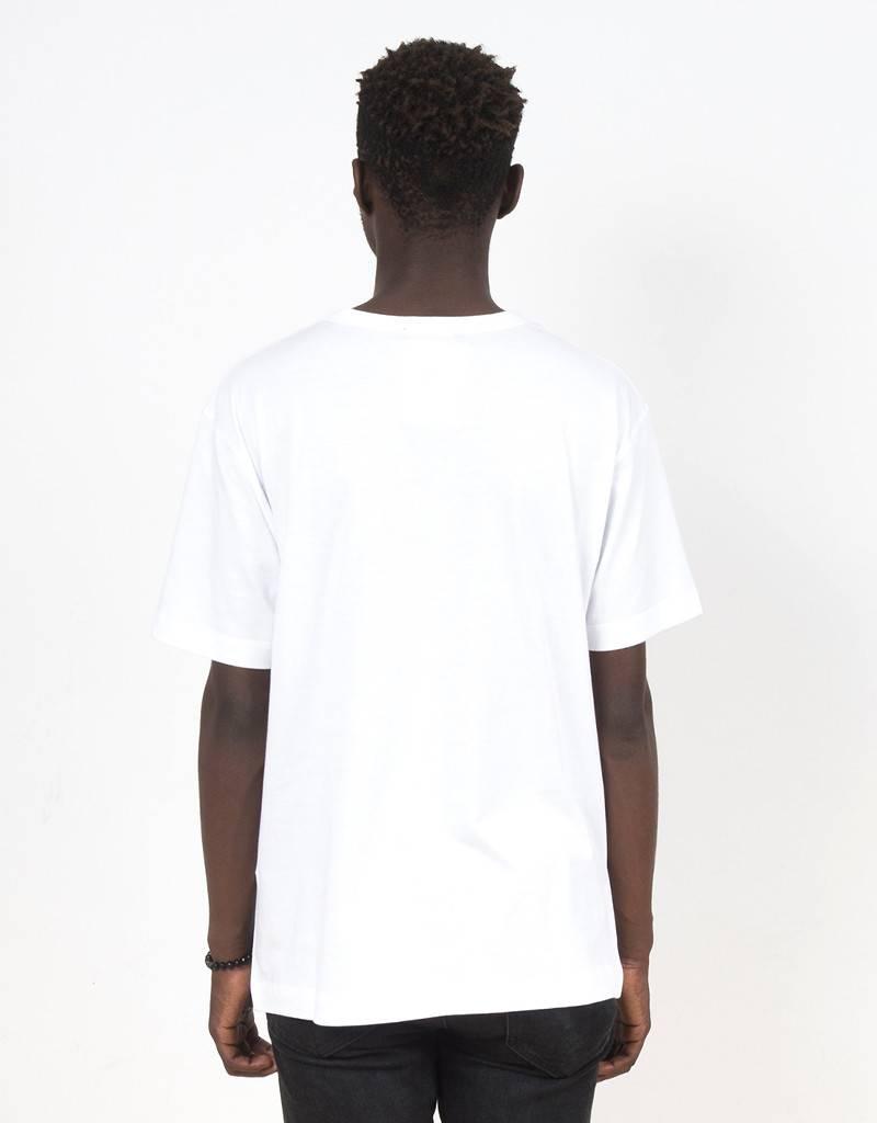 Olaf Hussein OLAF T-shirt White