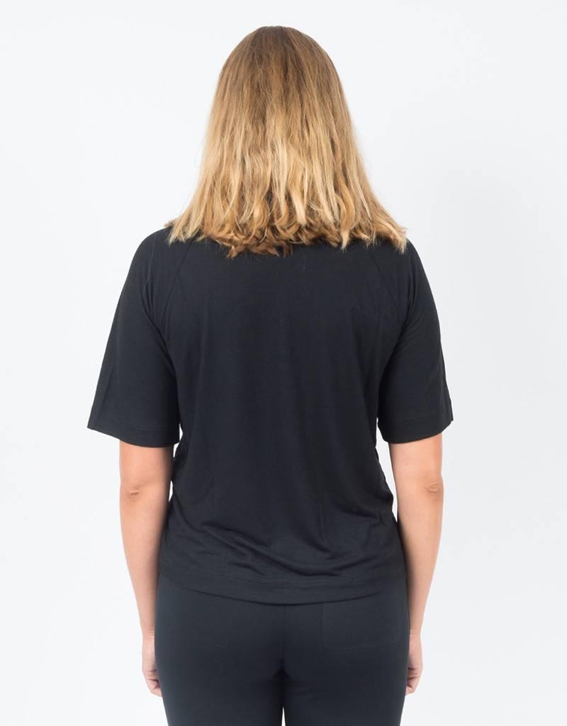 Nike Womens T-shirt Black