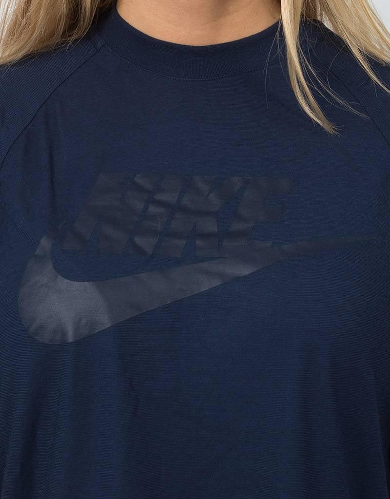 Nike Womens Legacy T-shirt Obsidian