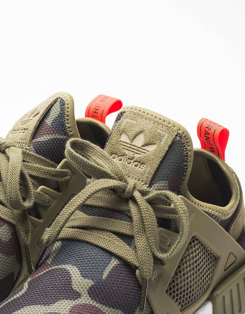 adidas NMD XR1 Black Friday Olive