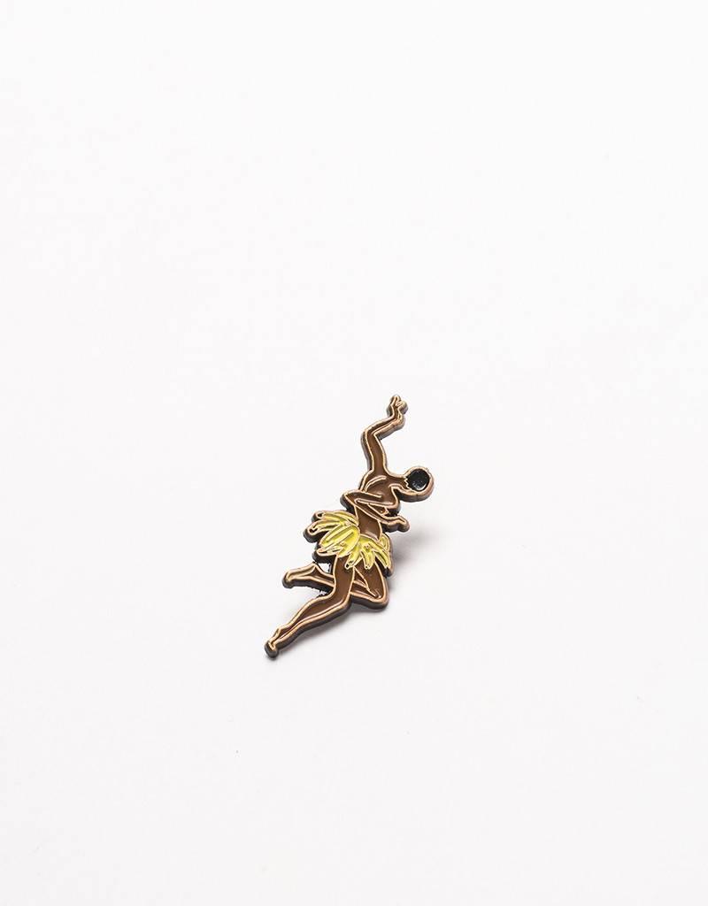 Motoi Josephine Baker Pin bronze