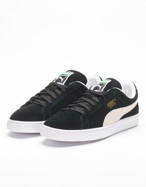 Puma Puma suede classic + black/white