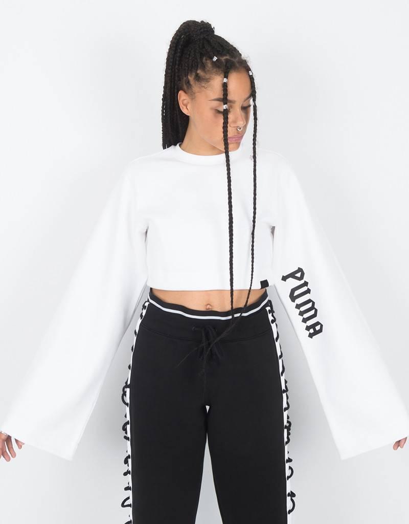 Puma Fenty Kimono Longsleeve T-shirt white