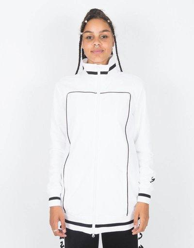 Puma Fenty Tearaway Track Jacket white