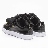 Puma Women's Basket Heart black
