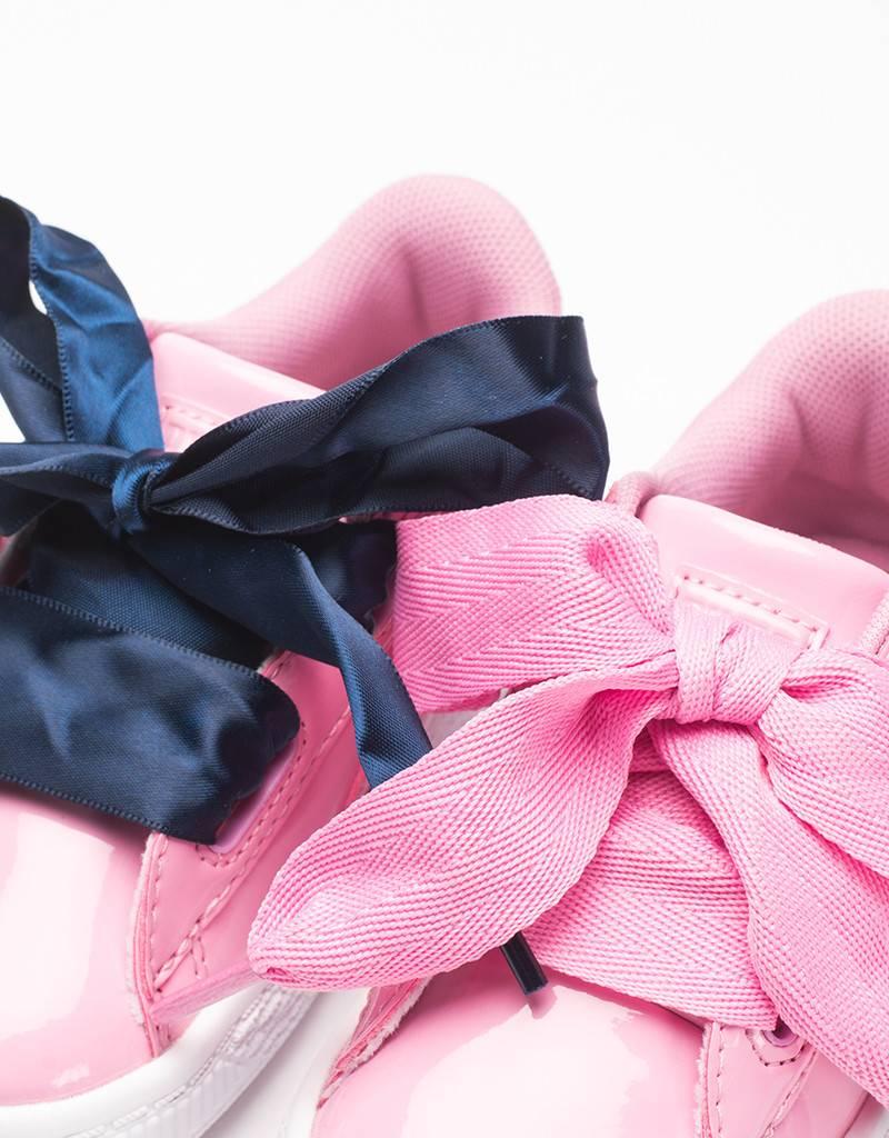 Puma Infant Basket Heart pink
