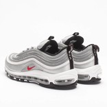 Nike womens air max 97 og qs silver/red