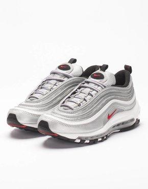 Nike Nike womens air max 97 og qs silver/red