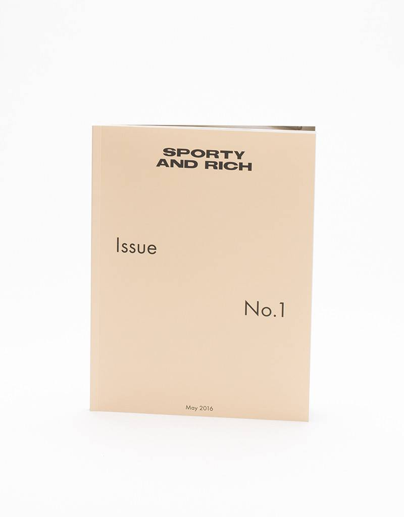 Sporty & Rich Issue 1