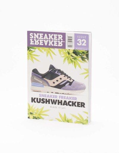Sneaker Freaker Mag 32