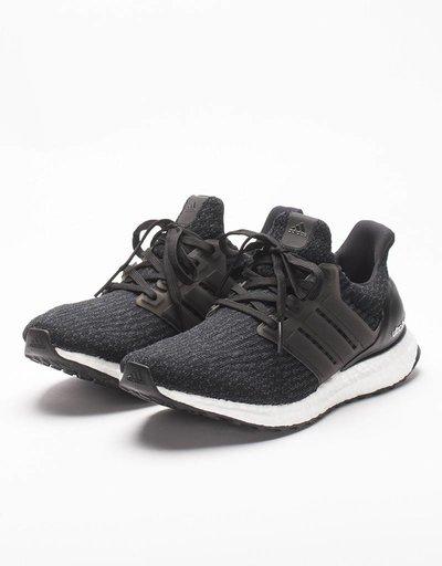 adidas ultra boost black/white