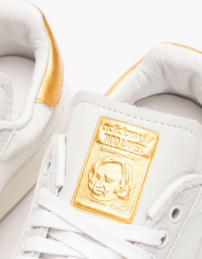 adidas Rod Laver Super 999 vintage white