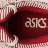 "Asics gel-lyte III ""Pinstripe"" White/Red"