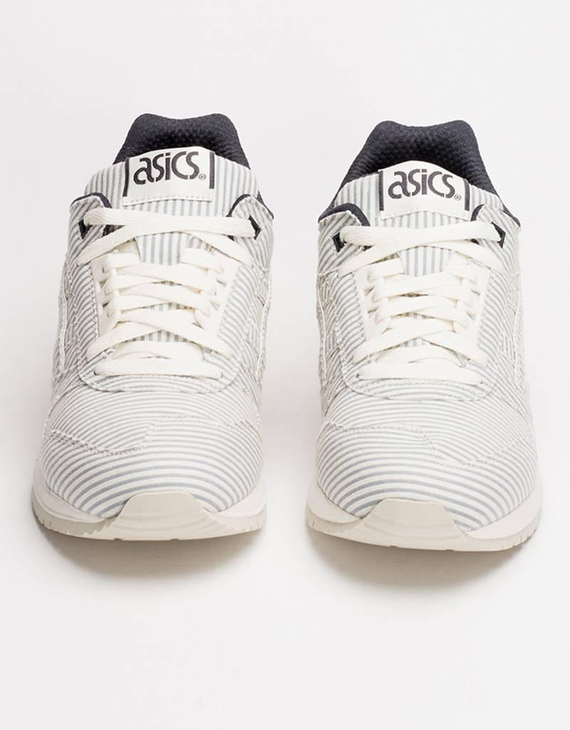 """Asics Gel-Respector """"Pinstripe"""" White/Blue"""