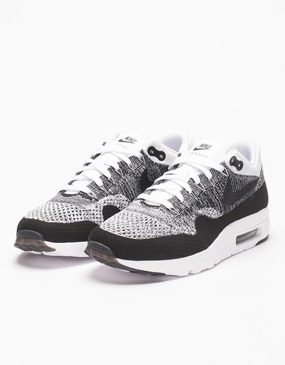 Nike Air Max 1 Ultra Flyknit White/Black