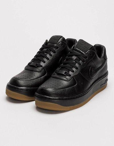 Nike Womens AF1 Low Upstep Pinnacle black gum